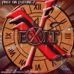 Exit - Past Of Future? CD Cover Art