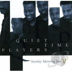 Quiet Time Players - Sunday Morning Jam, Vol. 2 CD Cover Art