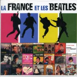 France Et Les Beatles 1 CD Cover Art