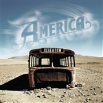 America - Here & Now CD Cover Art