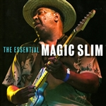Magic Slim - Essential Magic Slim CD Cover Art