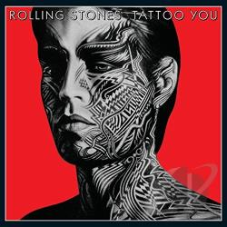 Rolling Stones - Tattoo You CD Cover Art