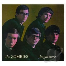 Zombies - Begin Here: The Complete Decca Mono Recordings 1964-1967 CD Cover Art