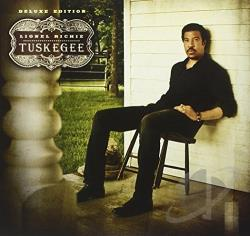 Richie, Lionel - Tuskegee CD Cover Art