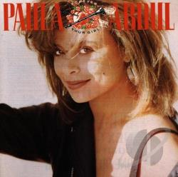 Abdul, Paula - Forever Your Girl CD Cover Art