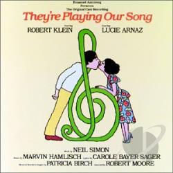 Original Cast / They're Playing Our Song - They're Playing Our Song / Original Cast CD Cover Art