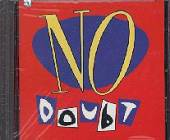 No Doubt - No Doubt CD Cover Art
