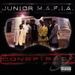Junior M.A.F.I.A. - Conspiracy CD Cover Art