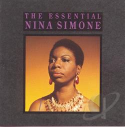 Simone, Nina - Essential Nina Simone CD Cover Art