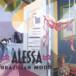 Alessa - Brazilian Mood CD Cover Art