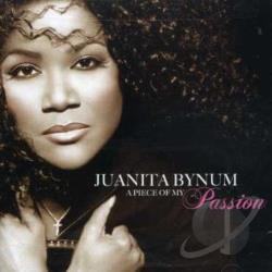 Bynum, Juanita - Piece of My Passion CD Cover Art