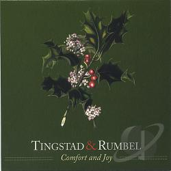 Tingstad & Rumbel - Comfort and Joy CD Cover Art