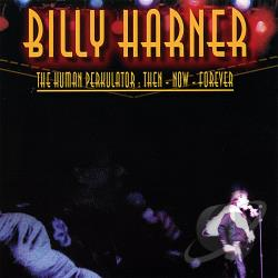 Harner, Billy - Human Perkulator CD Cover Art