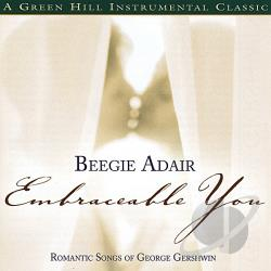 Adair, Beegie - Embraceable You CD Cover Art