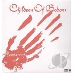 Children Of Bodom - Blooddrunk LP Cover Art
