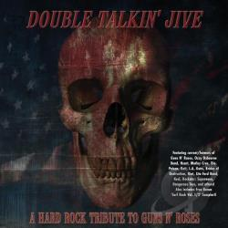 Double Talkin' Jive: A Hard Rock Tribute CD Cover Art