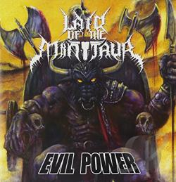 Lair Of The Minotaur - Evil Power CD Cover Art