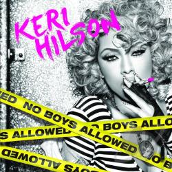 Hilson, Keri - No Boys Allowed CD Cover Art