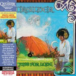 Quicksilver Messenger Service - Just for Love CD Cover Art