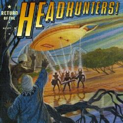 Headhunters - Return Of The Headhunters! CD Cover Art