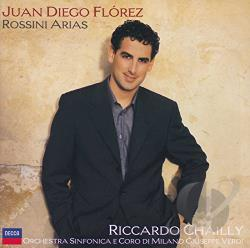 Florez, Juan Diego / Rossini - Rossini Arias CD Cover Art