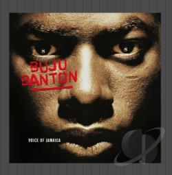 Banton, Buju - Voice of Jamaica CD Cover Art