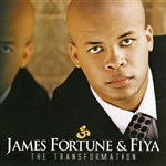 Fortune, James - Transformation CD Cover Art