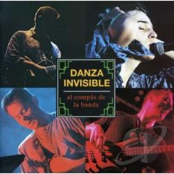 Invisible, Danza - Al Compas De La Banda CD Cover Art