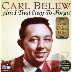 Belew, Carl - Am I That Easy to Forget? CD Cover Art