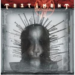Testament - Demonic CD Cover Art