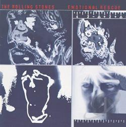Rolling Stones - Emotional Rescue CD Cover Art