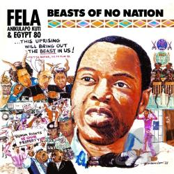 Kuti, Fela - Beasts Of No Nation CD Cover Art