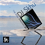 DJ Skhu - Soul Shadows EP DB Cover Art
