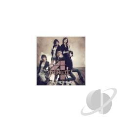 4Minute - I My Me Mine CD Cover Art