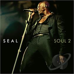 Seal - Soul 2 CD Cover Art