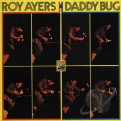 Ayers, Roy - Daddy Bug & Friends CD Cover Art