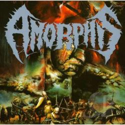 Amorphis - Karelian Itshmus CD Cover Art