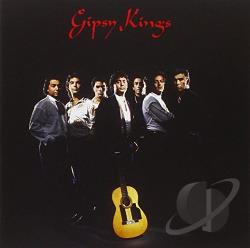Gipsy Kings - Gipsy Kings CD Cover Art