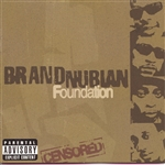 Brand Nubian - Foundation CD Cover Art