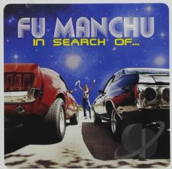 Fu Manchu - In Search Of... CD Cover Art