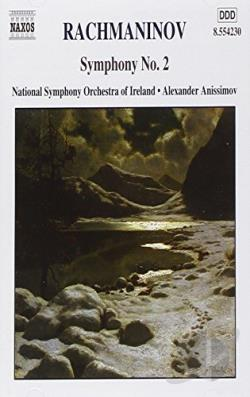 Anissimov / Nat'L So Of Ireland / Rachmaninoff - Rachmaninov: Symphony No. 2 CD Cover Art