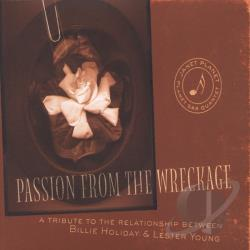 Planet Janet - Passion from the Wreckage: A Tribute to the Relati CD Cover Art