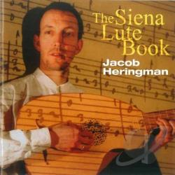 Heringman: lt - Siena Lute Book CD Cover Art