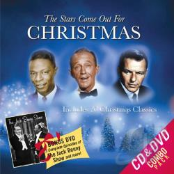 Stars Come out for Christmas CD Cover Art