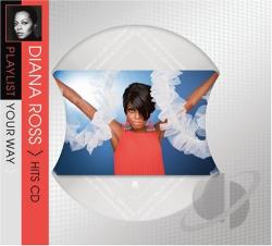 Ross, Diana - Playlist Your Way CD Cover Art