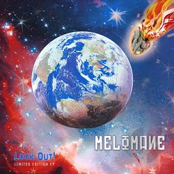 Melomane - Look Out! CD Cover Art