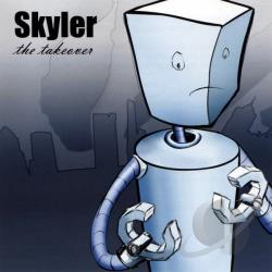Skyler - Takeover CD Cover Art