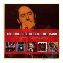 Butterfield, Paul - Original Album Series CD Cover Art