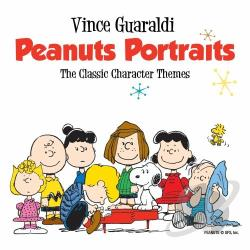 Guaraldi, Vince - Peanuts Portraits: The Classic Character Themes CD Cover Art