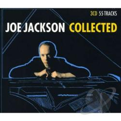 Jackson, Joe - Collected CD Cover Art